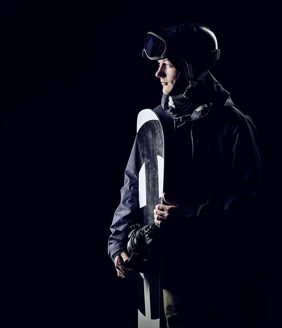 Karel van Goor - Dutch snowboarder